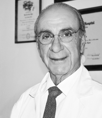 Dr. Kyriacos Nicolaou (Charles)